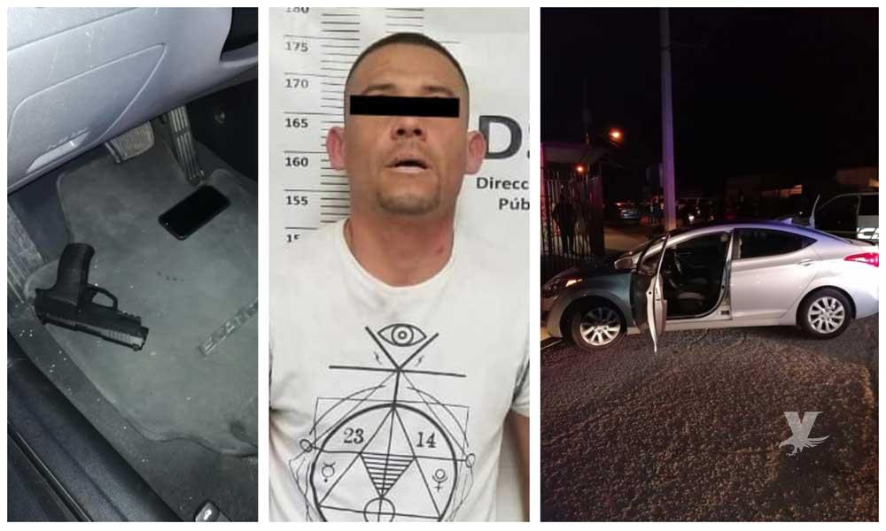 Citó a mujer para comprar su auto y terminó robando la unidad desatando persecución policiaca en Mexicali