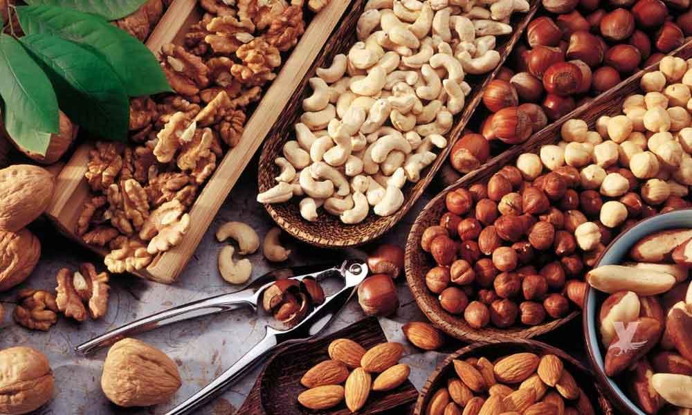 ¿Eres diabético? Conoce los beneficios de comer frutos secos