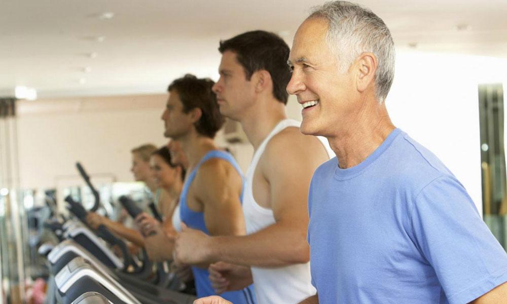 ¿Cuánto ejercicio debes realizar según tu edad?