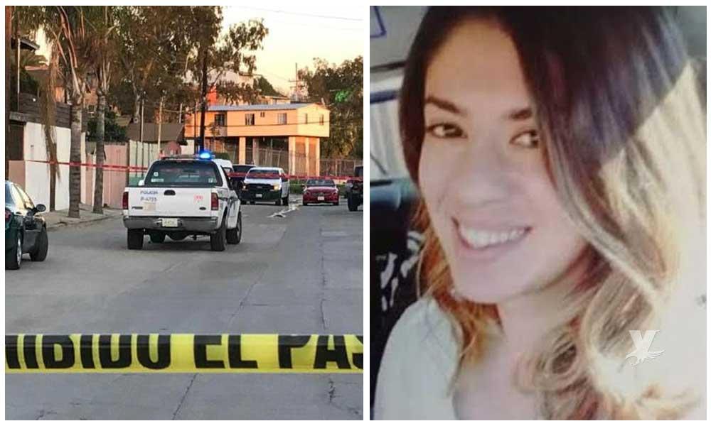Encuentran enterrada en su patio a Fernanda en Tijuana