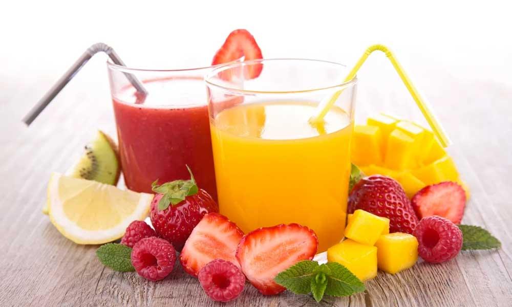 ¿Son saludables los jugos de frutas?