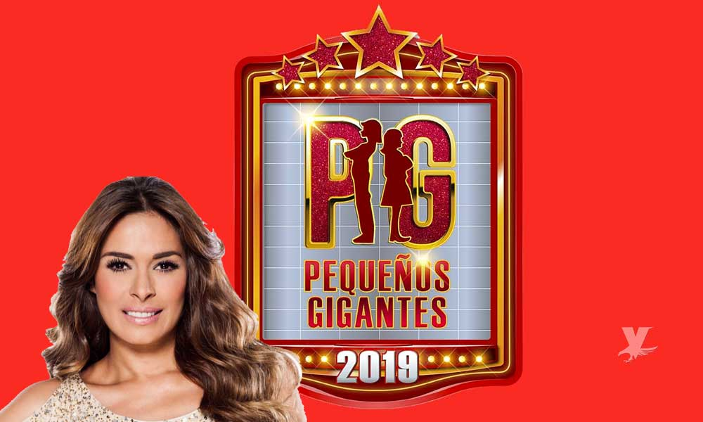 """Galilea Montijo está en Tijuana para iniciar con el gran casting de """"Pequeños Gigantes 2019"""""""