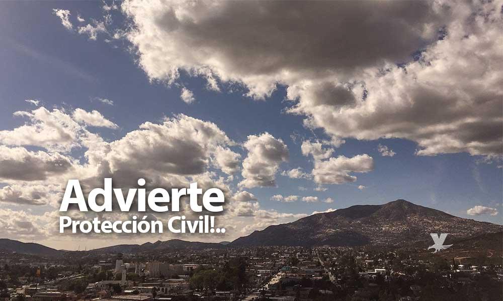 Cinco colonias en riesgo de inundación en Tecate ante próximas lluvias: Protección Civil
