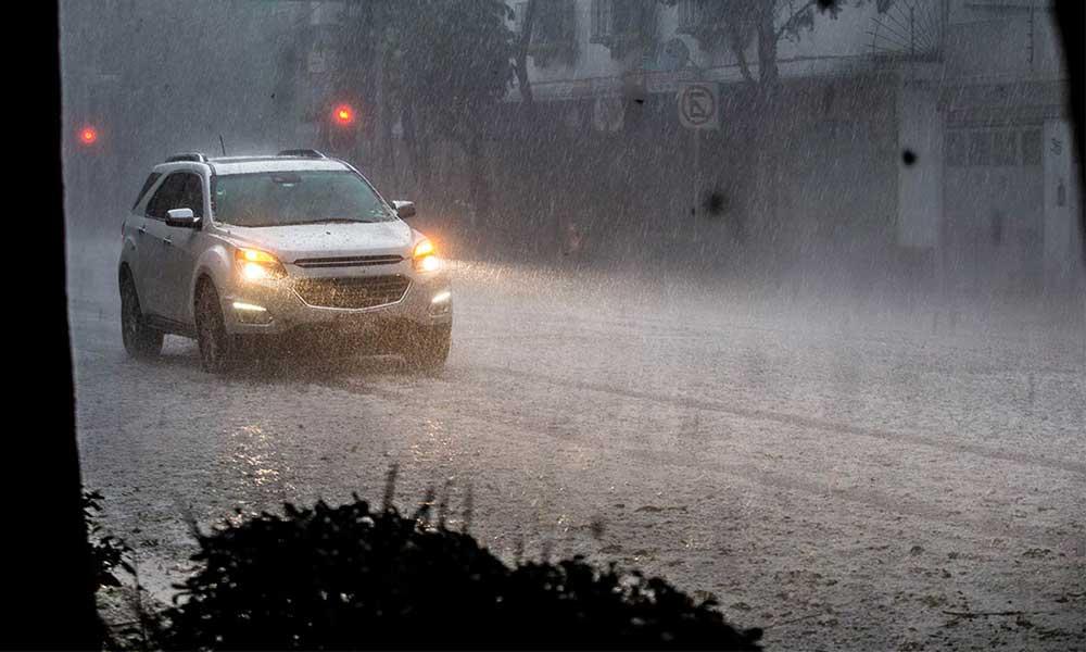 Lluvias fuertes llegarán durante la madrugada a Tecate