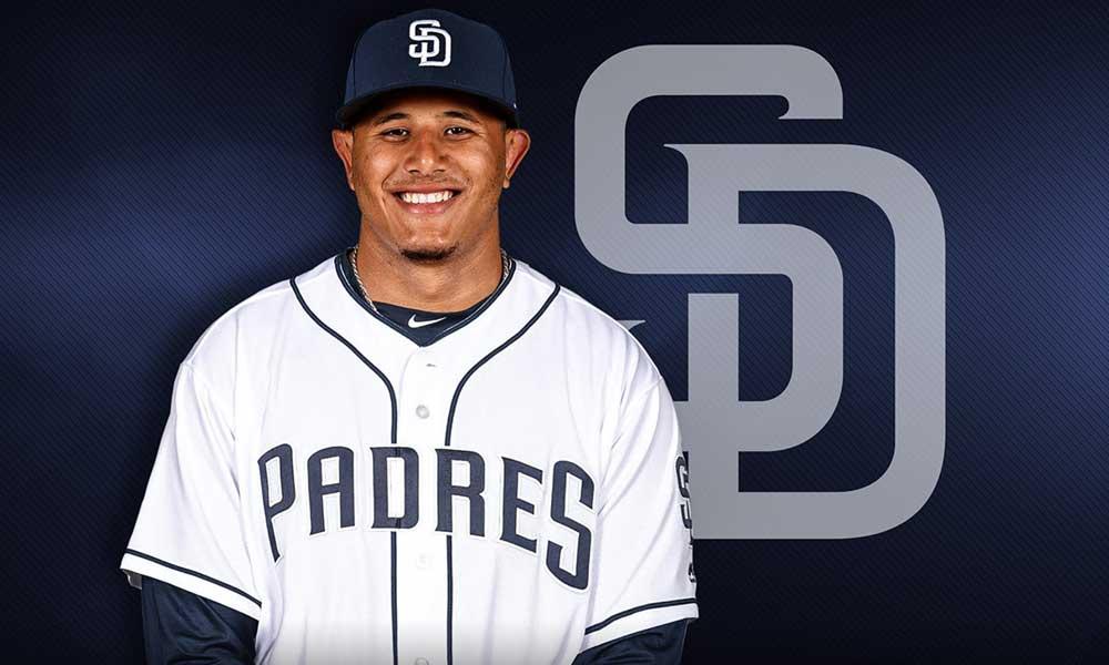 Firma 'Manny' Machado con los Padres de San Diego