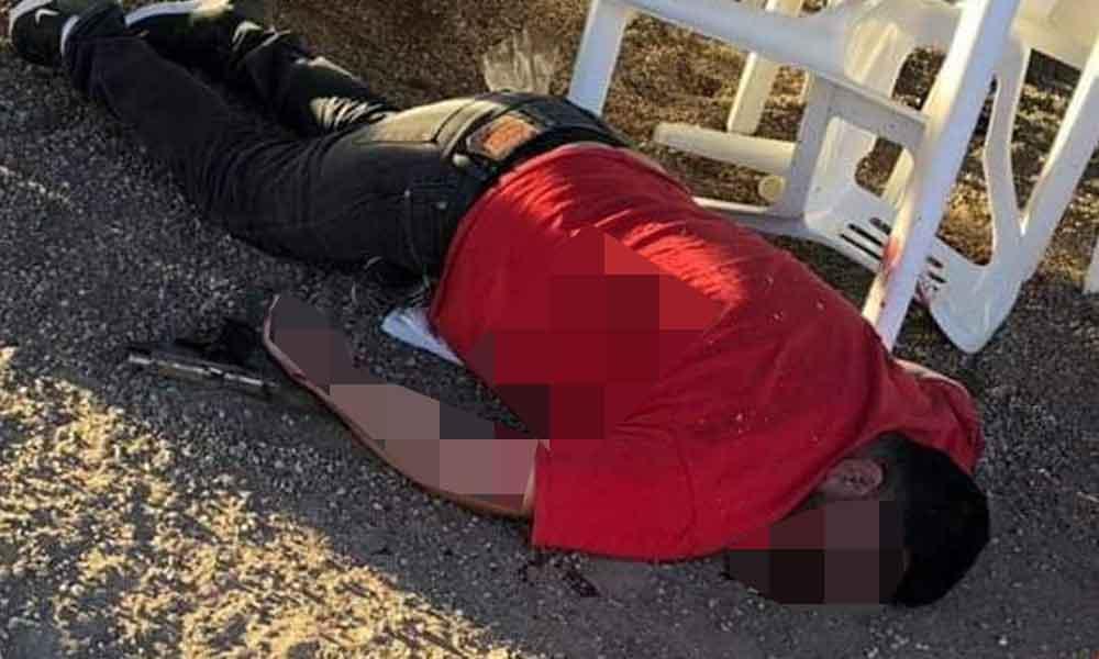 """Hermano del famoso robacarros en Mexicali """"El Pichón"""" es asesinado junto a su esposa"""