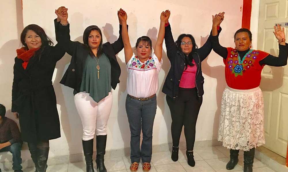 Presenta Movimiento Ciudadano a Precandidatas a la Alcaldía de Tecate