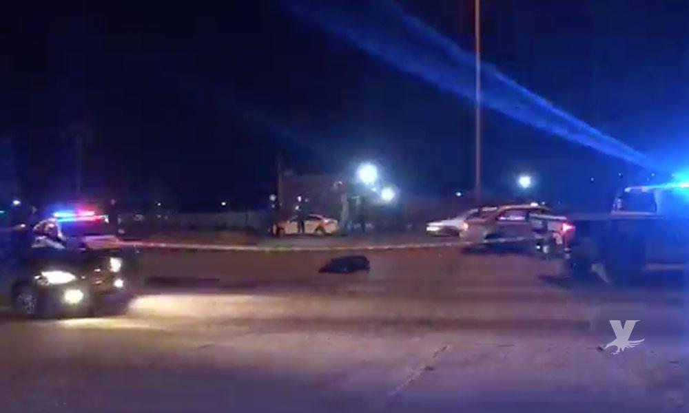 Muere hombre atropellado en la carretera libre Tecate-Tijuana