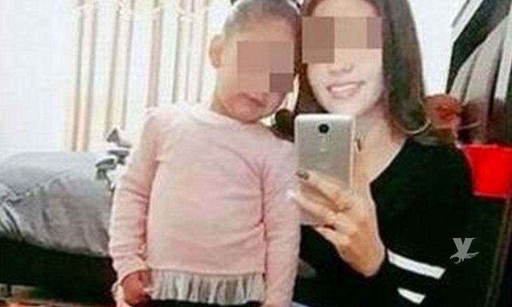 Madre apuñaló hasta la muerte a su hija de 2 años para evitar que se la quitara su padre