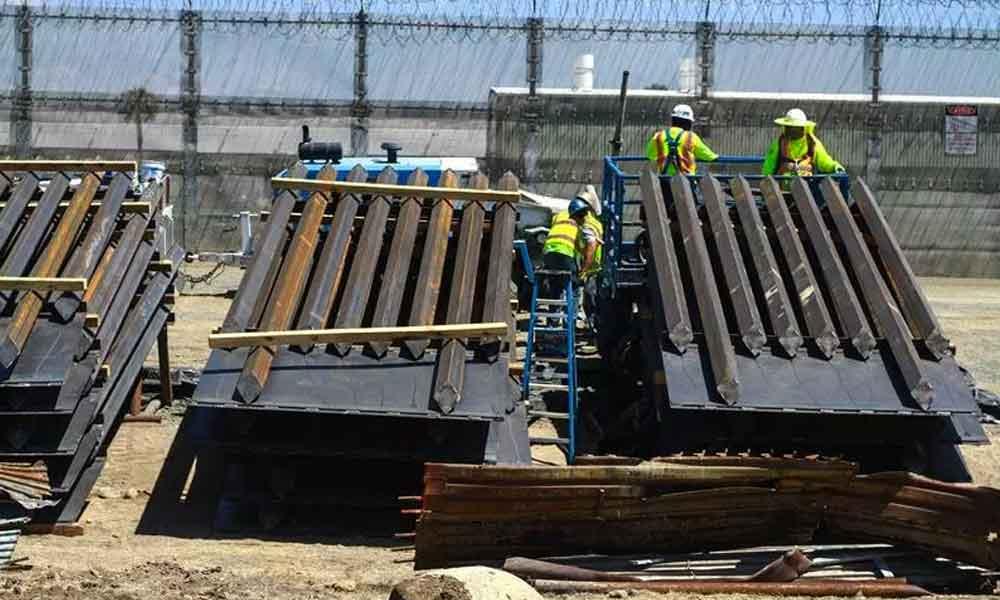 Estados Unidos ignorará disposiciones ambientales y acelerará el remplazo del muro entre San Diego y Tijuana