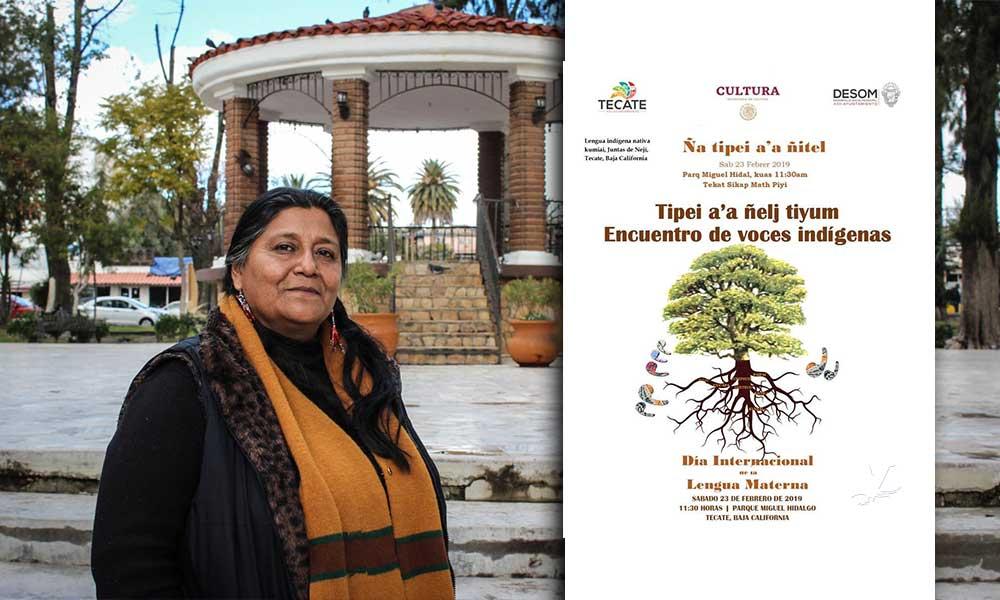 ¡Todo listo! Para el encuentro del Día de la Lengua Materna 2019 en Tecate