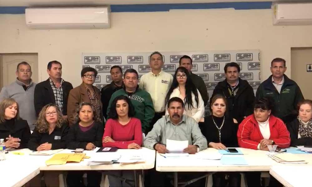Anuncia Sindicato del COBACH paro indefinido de labores en Baja California