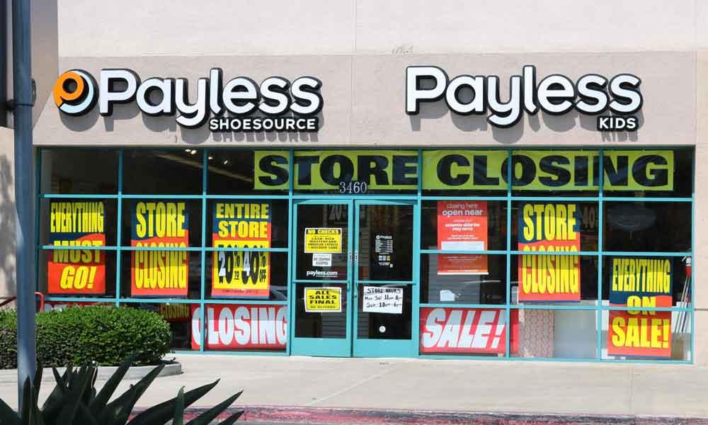 Payless cerrará todas sus tiendas en San Diego