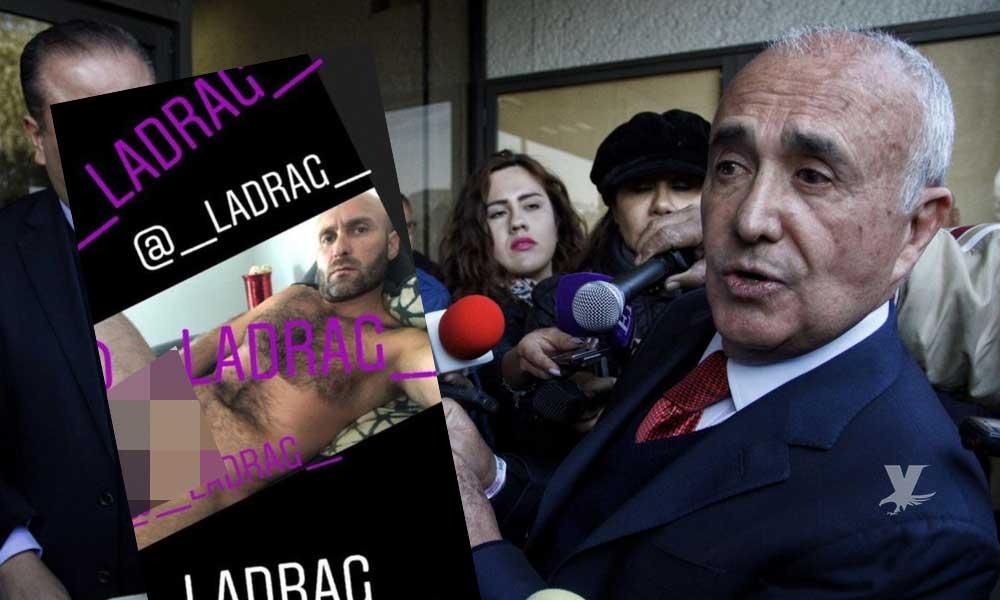 Hijo del periodista Pedro Ferriz de Con ¡Impresionante! es víctima de hackers y sale a la luz su 'Pack'