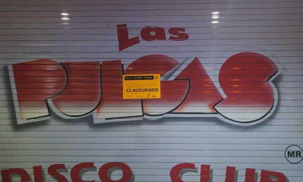 Clausuran 'Las Pulgas' en Tijuana por pelea dentro de sus instalaciones
