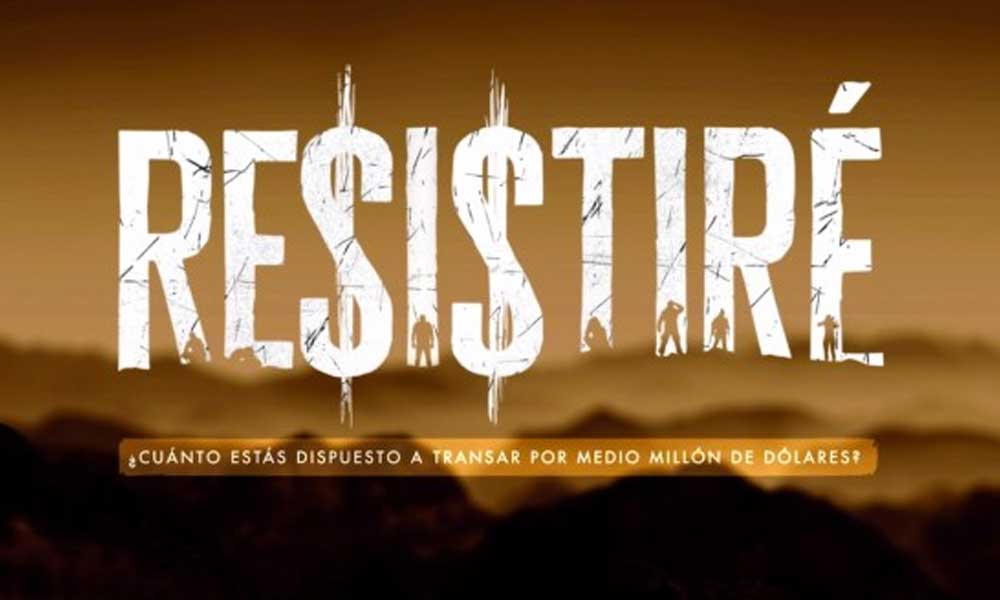 Lanzará nuevo reality de supervivencia TV Azteca llamado Resistiré