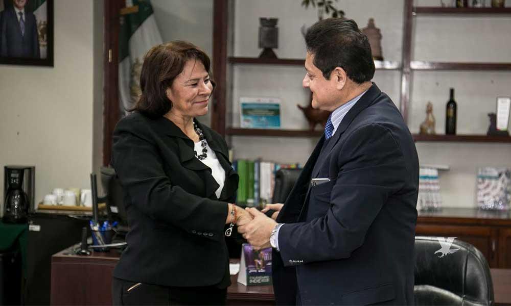 Rosario Rodríguez nueva Directora General de COBACH en Baja California