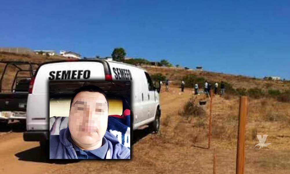 Secuestran y asesinan a hombre en Rosarito