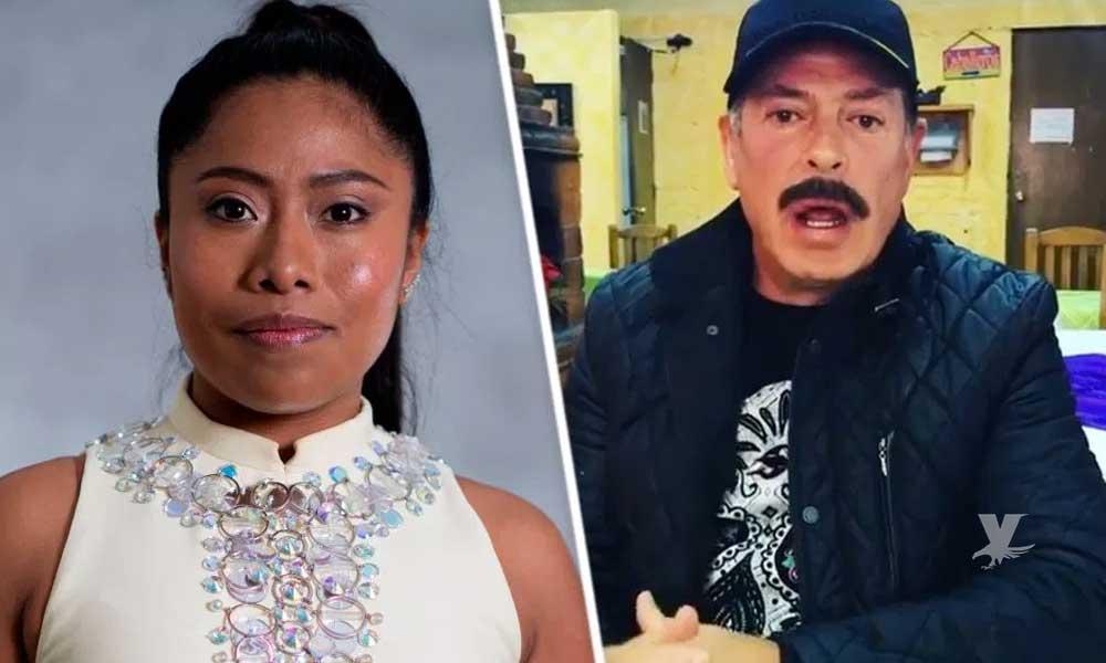 (VIDEO) Graban a Sergio Goyri llamando ¡pinche india! a Yalitza Aparicio