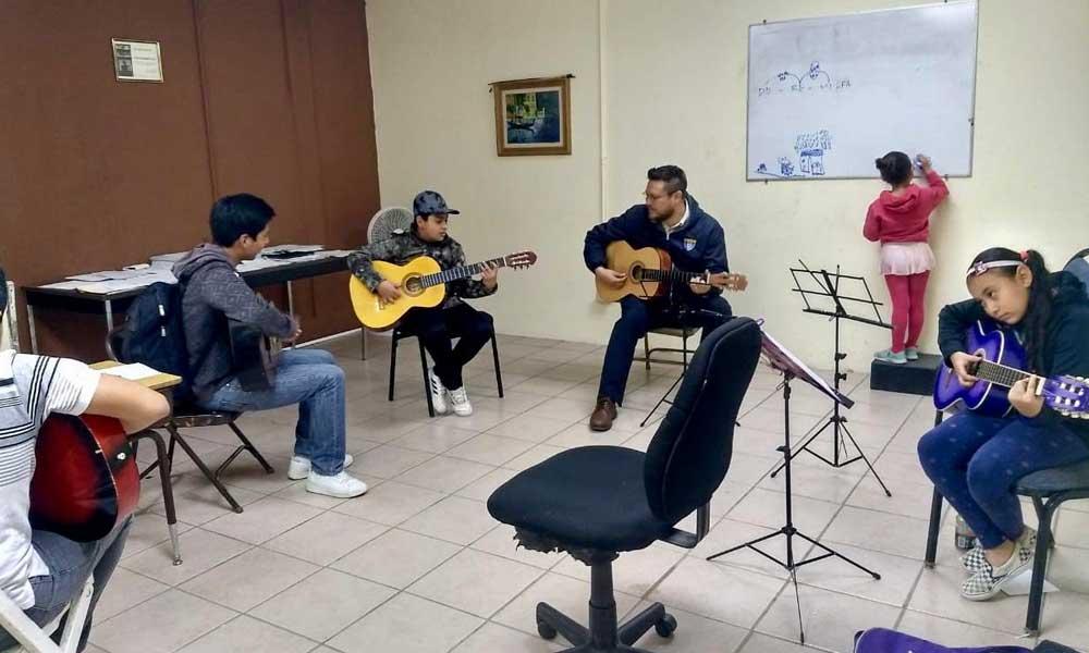 Inician cursos de arte y cultura 2019 en el Centro Cultural Tecate