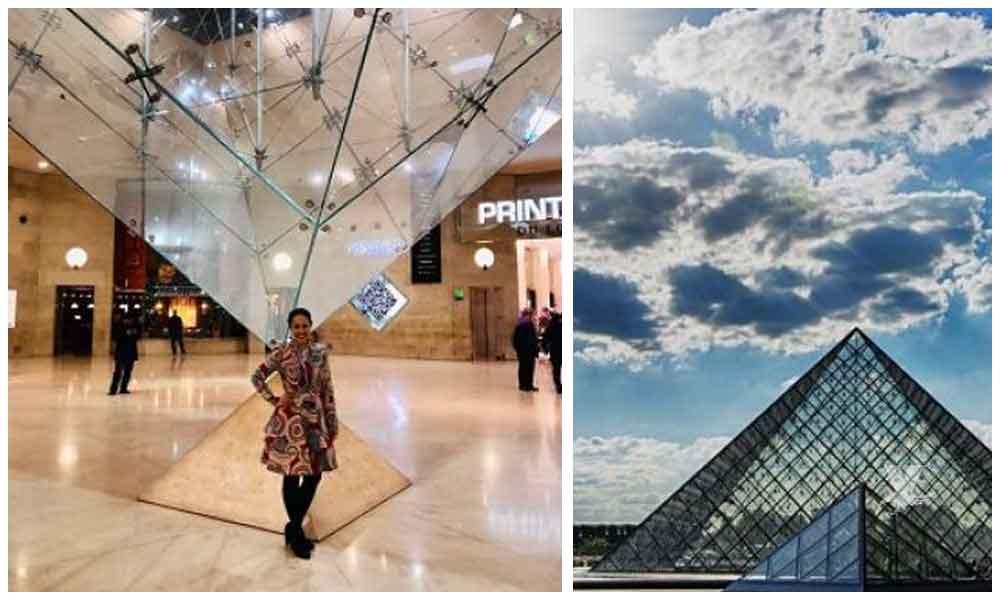 Mexicalense egresada de UABC expondrá su arte en los mejores museos del mundo cerrando en París