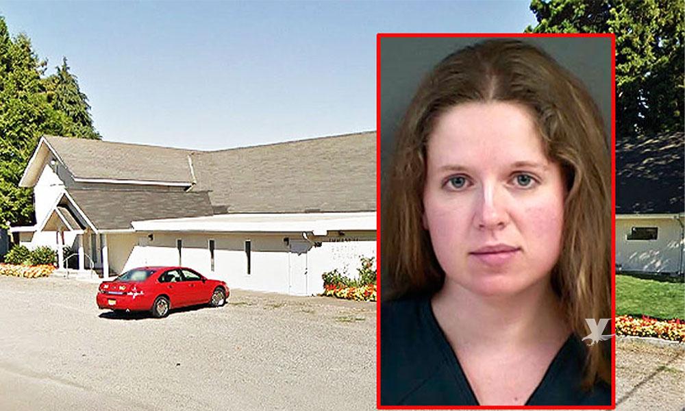 Dan 20 meses de cárcel a maestra que mantenía relaciones sexuales con alumno de 15 años