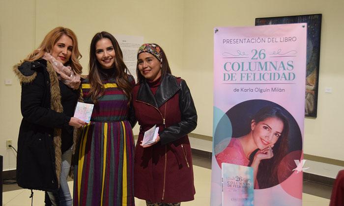 Presenta CEART Tecate obra literaria de Karla Olguín