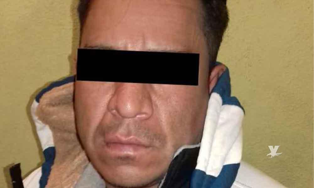 Captura policía municipal de Tecate a sujeto con orden de aprehensión