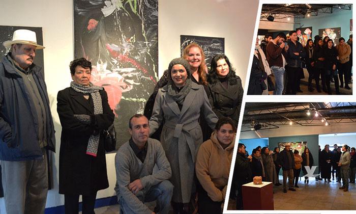"""Inaugura galería de la ciudad de Tecate exposición """"VIVO MÁS ARTE, VIVO LOS REFLEJOS"""""""