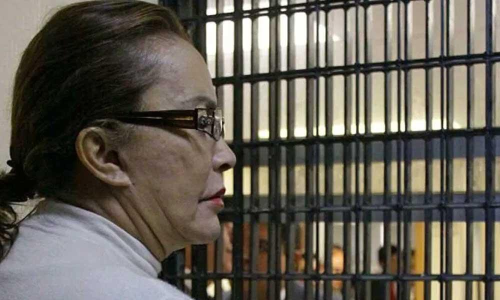 (VIDEO) Este fue el momento exacto de la detención de la líder Elba Esther Gordillo