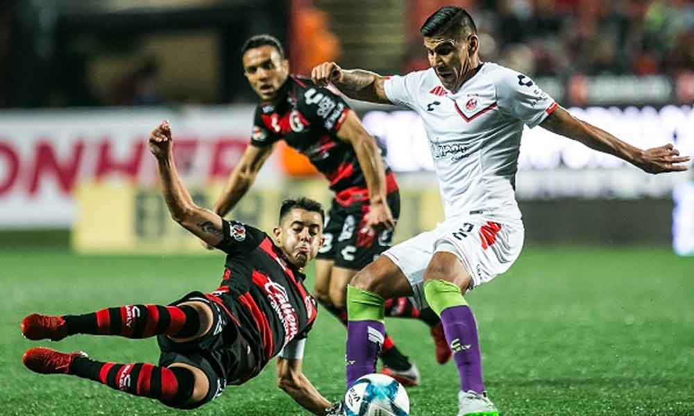 Xolos golea a Veracruz en el inicio de la jornada 7
