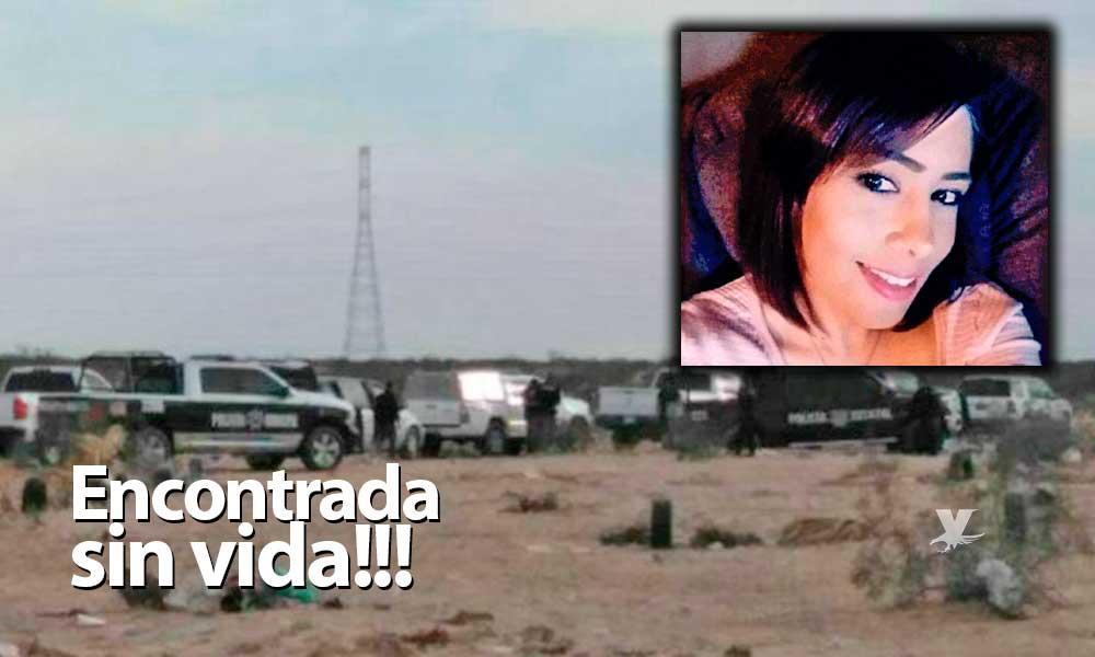 Alejandrina, desaparecida en Mexicali es encontrada sin vida en San Luis Río Colorado