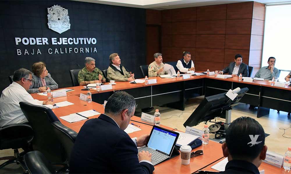 30% menos delitos que hace 10 años en Baja California: Sosa Olachea