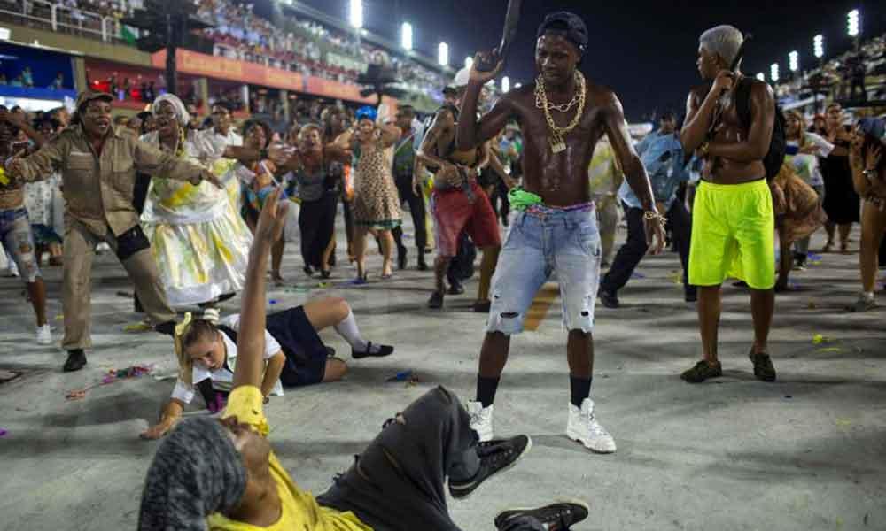 Balaceras durante el carnaval dejaron saldo de 12 personas sin vida
