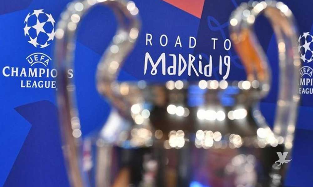 Listos los cuartos de final de la Champions League y la Europa League