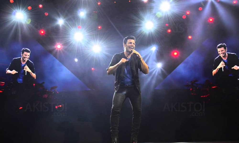 """Chayanne visitará Mexicali con su nuevo tour """"Desde el Alma"""""""
