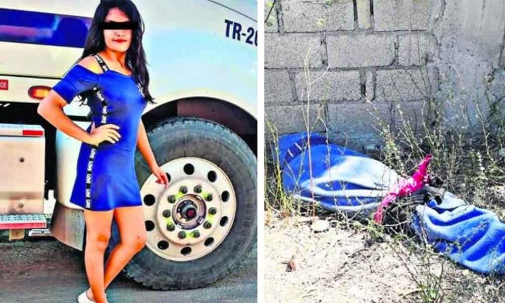 Violó y mató a una mujer que era sorda, después arrojó el cuerpo en un terreno baldío