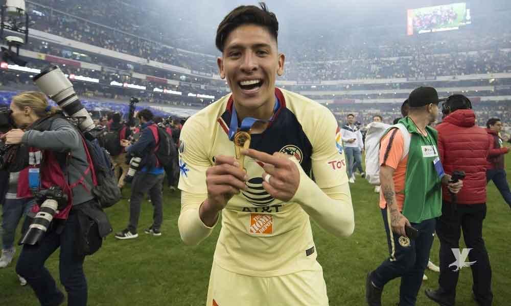 Inter de Milán intentará llevarse a Edson Álvarez