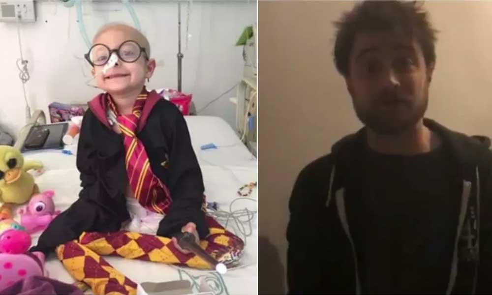"Murió Gigi, la niña con cáncer terminal que recibió un mensaje de ""Harry Potter"""