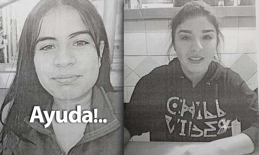 Melany y Ashley, hermanas desaparecidas en Tijuana