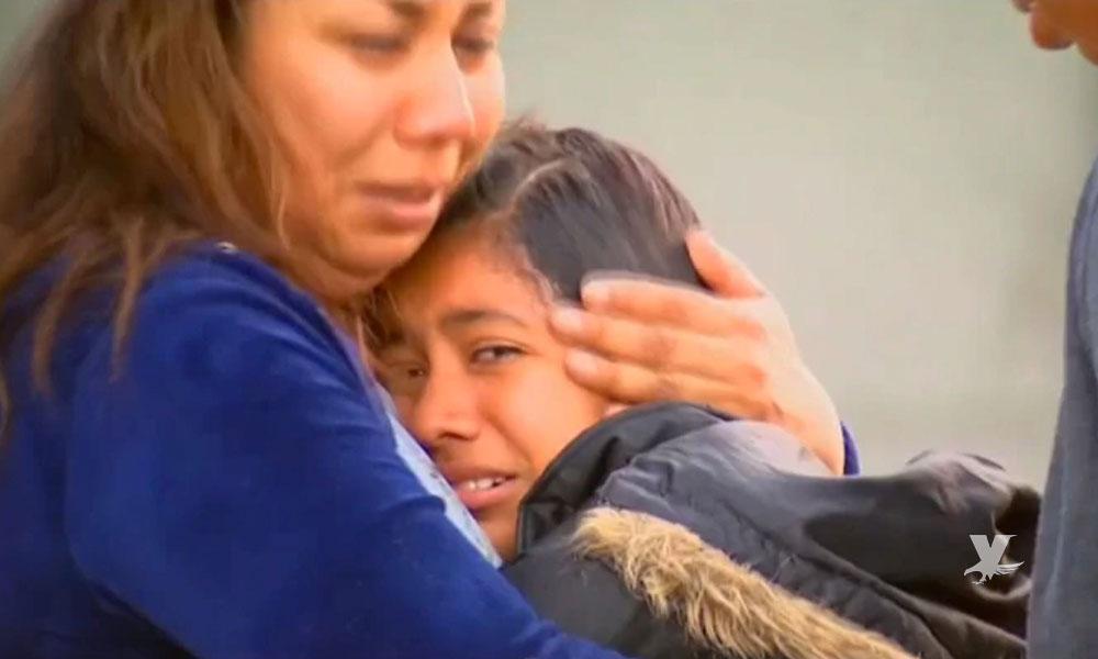 Detienen a niña de 9 años en la garita de San Ysidro cuando se dirigía a la escuela