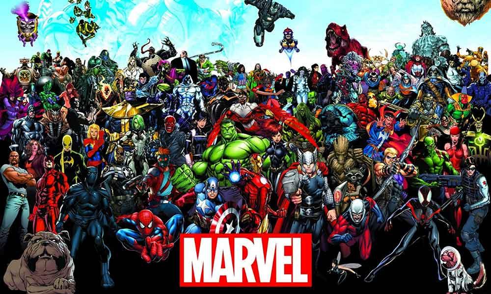 Marvel pagará 1000 dólares a la persona que vea todas sus películas