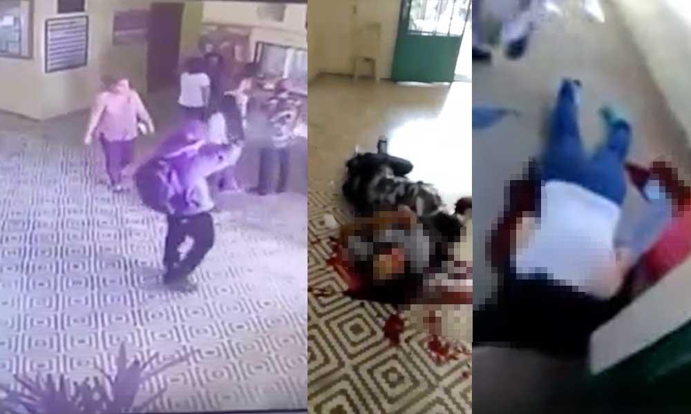 10 muertos y 17 heridos el saldo de la masacre en escuela de Brazil