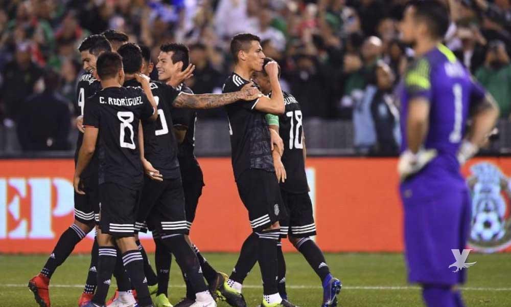 'Tata' Martino y el Tri inician nueva etapa con victoria sobre Chile