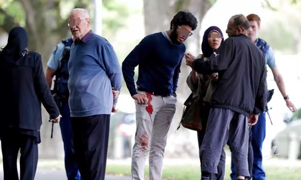 (VIDEO) Sujeto ingresó a mezquita para matar a los asistentes y lo transmitió en Facebook Live