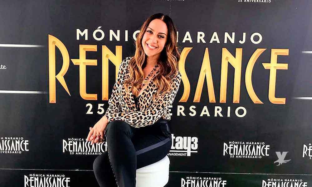 Monica Naranjo declara que le encanta tener relaciones sexuales con mujeres