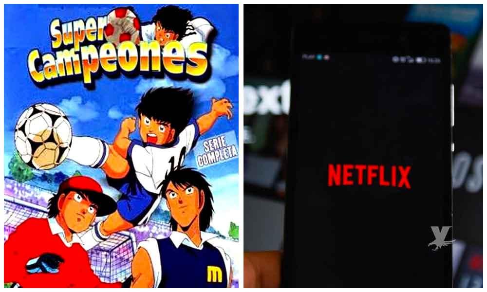 """Netflix anuncia la llegada de """"Los Súper Campeones"""" a su catálogo"""
