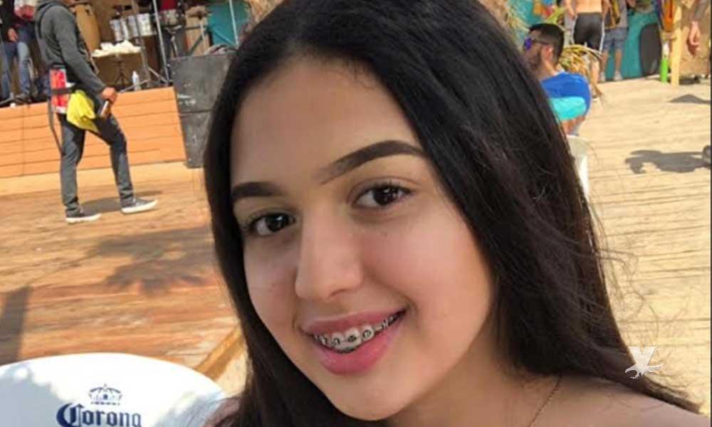 La menor de edad María Arias se encuentra desaparecida en Tijuana