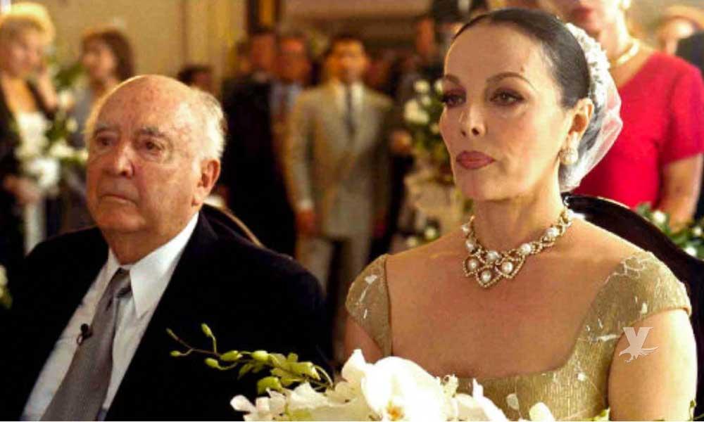 Sasha Montenegro ya no recibirá pensión millonaria por ser viuda de un ex Presidente