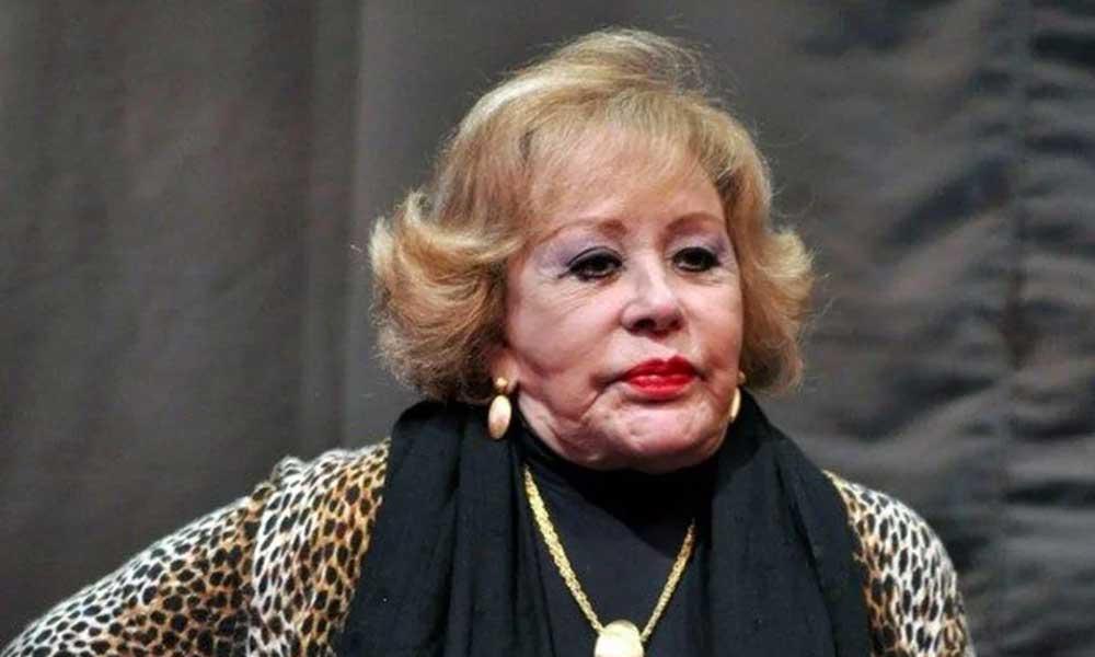 Silvia Pinal es hospitalizada presuntamente de emergencia en estado de gravedad